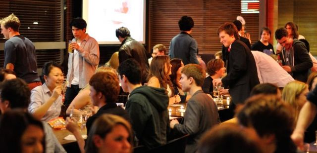 Speed dating edinburgh professionals